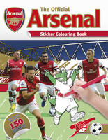 The Official Arsenal Sticker ...