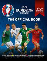 UEFA EURO 2016 The Official Book -...