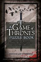 A Game of Thrones Puzzle Book