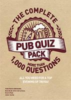 The Complete Pub Quiz Pack