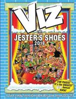 Viz Annual: The Jester's Shoes 2018
