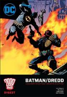2000 AD Digest: Judge Dredd/Batman:...