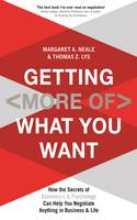 Getting (More of) What You Want: How...