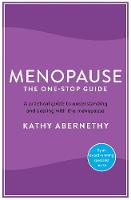 Menopause: The One-Stop Guide