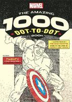 Marvel: The Amazing 1000 Dot-to-Dot...