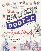 The Ballpoint Doodle Handbook: A red,...