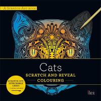 CATS: Scratch and Reveal Colouring:...