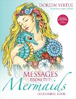 Messages from the Mermaids Colouring...