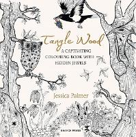 Tangle Wood: A Captivating Colouring...