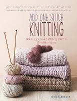 Add One Stitch Knitting: Build Up ...