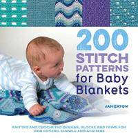 200 Stitch Patterns for Baby ...