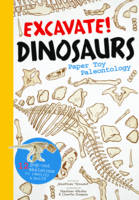 Excavate! Dinosaurs: Paper Toy...