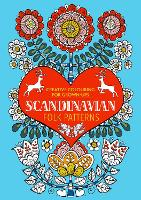 Scandinavian Folk Patterns: Creative...