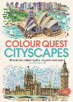 Colour Quest Cityscapes: 30 Extreme...