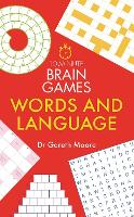 10-Minute Brain Games: Words and...