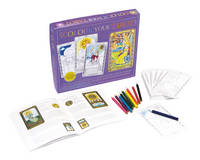 Colour Your Tarot: Includes a Full...