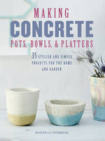 Making Concrete Pots, Bowls, and...