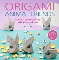 Origami Animal Friends: Fold 35 of...