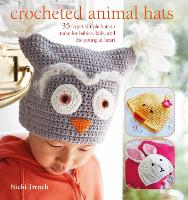 Crocheted Animal Hats: 35 Super ...