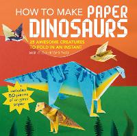 How to Make Paper Dinosaurs: 25...