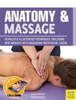 Anatomy & Massage: Detailed &...