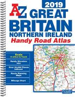 Great Britain Handy Road Atlas 2019...