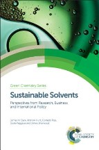 Sustainable Solvents: Perspectives...