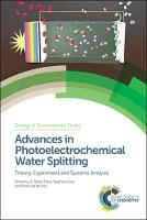 Advances in Photoelectrochemical ...