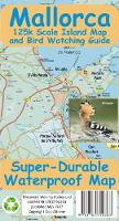Mallorca Super-Durable Map and Bird...