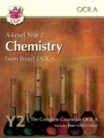 New 2015 A-Level Chemistry for OCR A:...