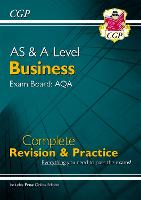 New 2015 A-Level Business: AQA Year 1...