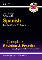 New GCSE Spanish Complete Revision &...