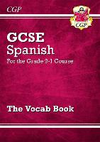 New GCSE Spanish Vocab Book - for the...