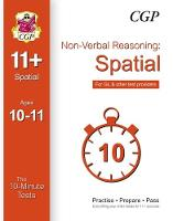 10-Minute Tests for 11+ Non-Verbal...