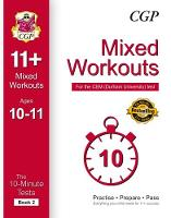 10-Minute Tests for 11+ Mixed...
