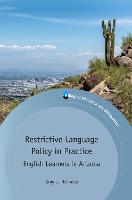 Restrictive Language Policy in...