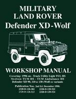Military Land Rover Defender XD-Wolf...