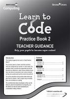 Learn to Code Teacher's Notes 2