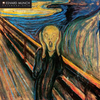 Edvard Munch Wall Calendar 2016 (Art...