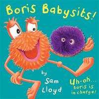 Boris Babysits: Cased Board Book with...