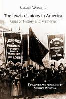 The Jewish Unions in America: Pages ...