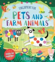 Fingerprint Fun: Pets and Farm Animals
