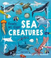Ready, Set, Draw! Sea Creatures