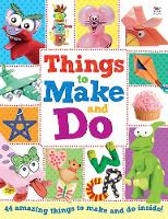 Things to Make and Do: Activity Books