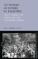 Networks of Power in Palestine:...