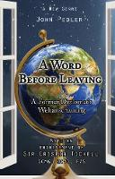 A Word Before Leaving: A Former...