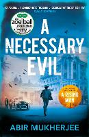 A Necessary Evil (A Zoe Ball ITV Book...