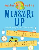 Master Maths Book 3: Measure Up:...