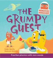 Monsters' Nonsense: The Grumpy Guest:...