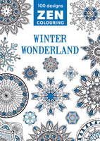 Zen Colouring - Winter Wonderland
